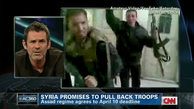 Al-Assad 'in it for the long haul'