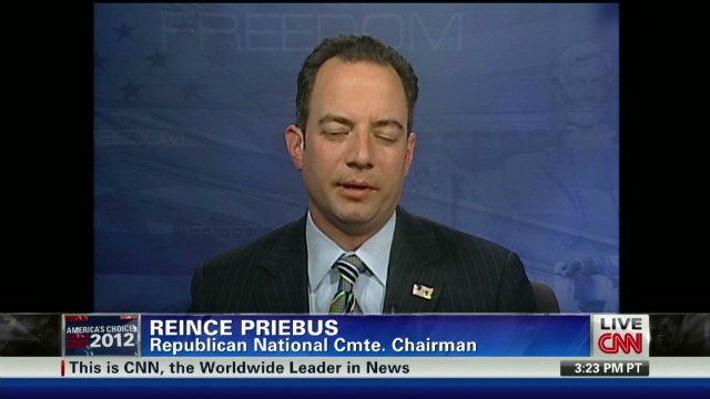 Priebus: Wisconsin race is 'pivotal'