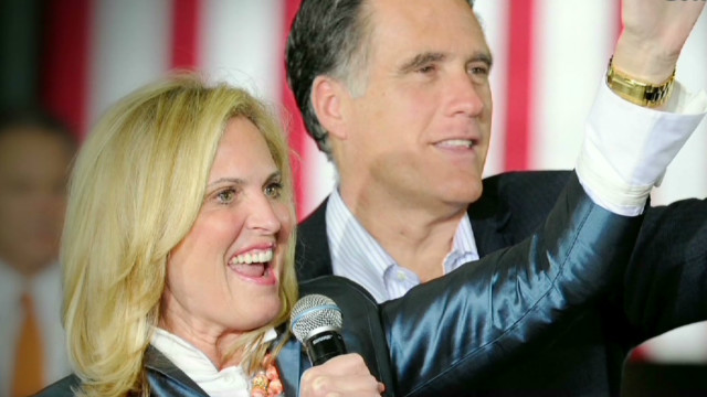 Who is Ann Romney?