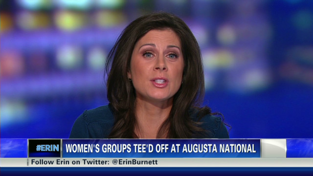 Erin Burnett's essay on Ginnie Rometty