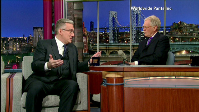 Keith Olbermann: 'I screwed up'