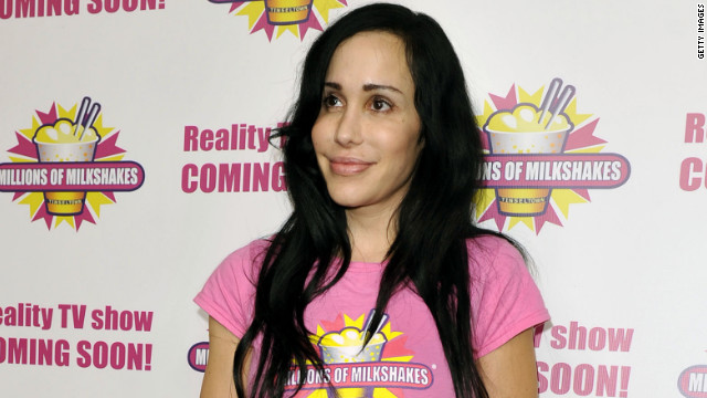 Nadya Suleman will perform two shows a night for four days at T's Lounge in West Palm Beach, starting July 11.