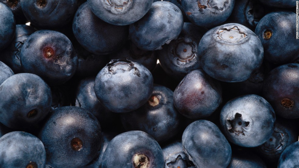 "Blueberries are often singled out as a kind of superfood because studies have shown they aid in everything from fighting cancer to lowering cholesterol. But all berries, including raspberries, strawberries and blackberries, contain antioxidants and <a href=""http://www.webmd.com/diet/phytonutrients-faq "" target=""_blank"">phytonutrients</a>.  Worried about the price of fresh fruit? Experts say the frozen kind is just fine."