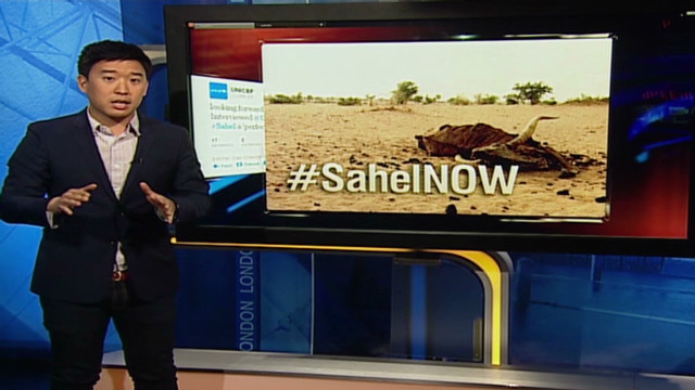 Day two of Sahel campaign