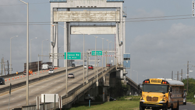 The shootings happened on Danziger Bridge six days after much of New Orleans went underwater when Hurricane Katrina hit.