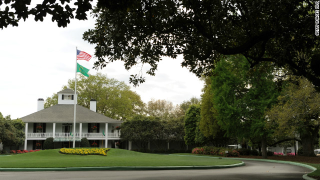 Augusta National: Boy's only no more