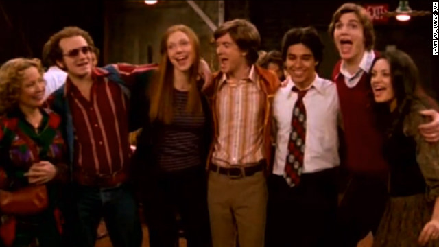 "A still from ""That '70s Show."""