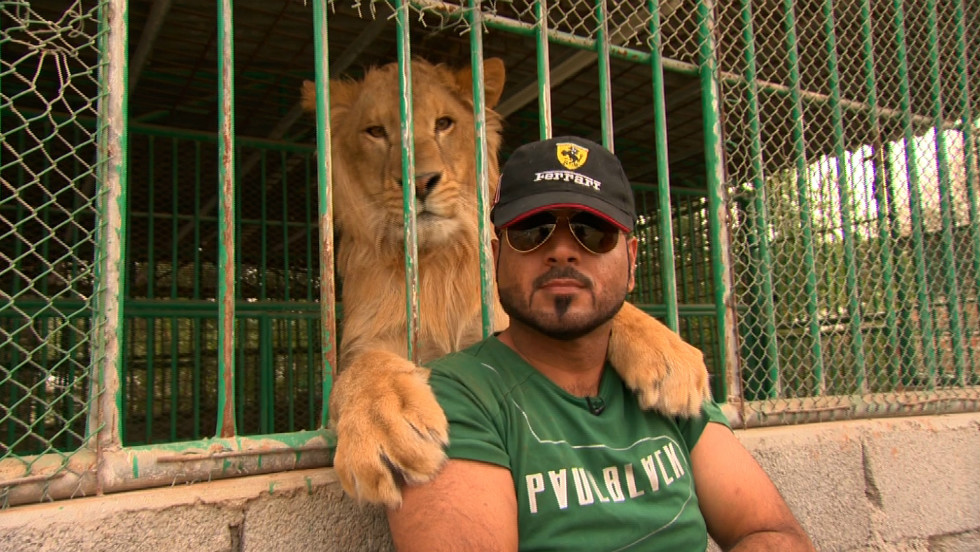 The Ras Al Khaimah Wildlife Park is a sanctuary based in the United Arab Emirates that houses endangered or exotic animals that were abandoned after being bought and sold on the black market.