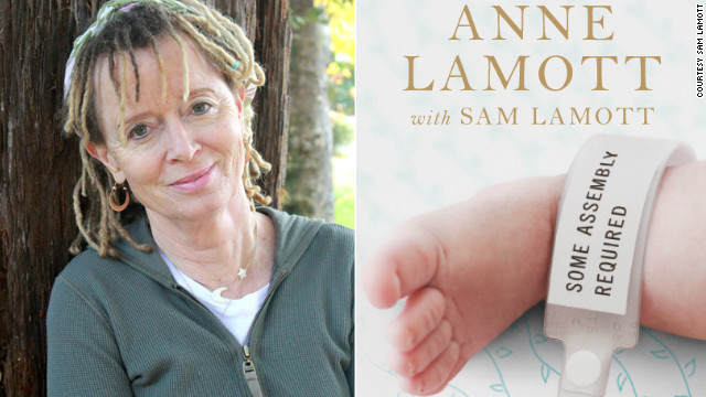 """Operating Instructions"" writer Anne Lamott transitions to grandmotherhood in ""Some Assembly Required."""