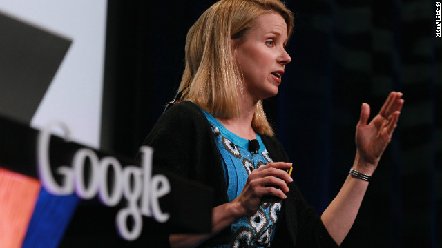 Marissa Mayer: Technology's poster girl