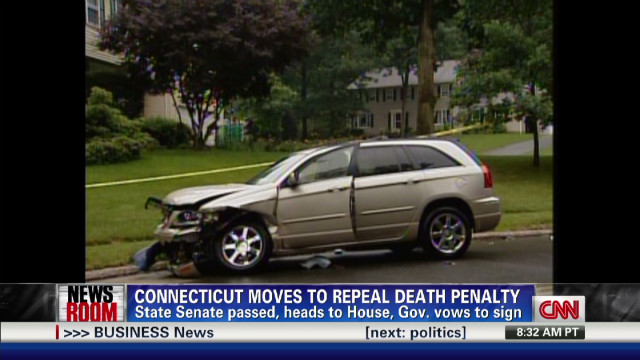 Connecticut moves to end death penalty