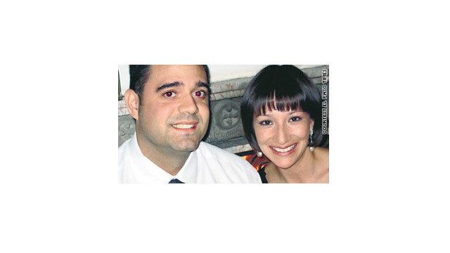 Lesley Enriquez and Arthur Redelfs were killed in March 2010 after leaving a birthday party.