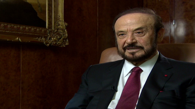 Al-Assad's uncle speaks Syria uprising