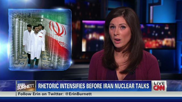 Erin Burnett on the Iran Moment