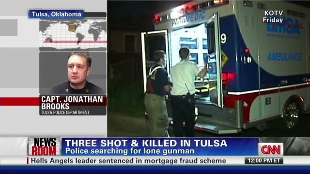 Search for Tulsa killer