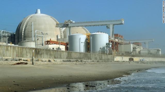 The power plant has been shut down since this winter, when a small amount of radioactive gas escaped.