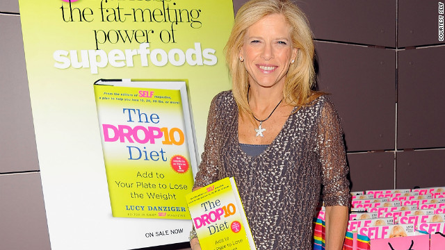 "Lucy Danziger is the editor-in-chief at SELF magazine and the author of ""The Drop 10 Diet."""