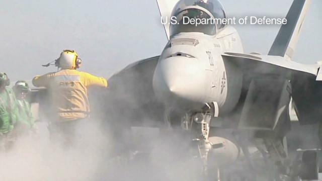 U.S. to Iran: America's firepower ready
