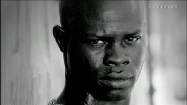 Djimon Hounsou: Homeless to Hollywood