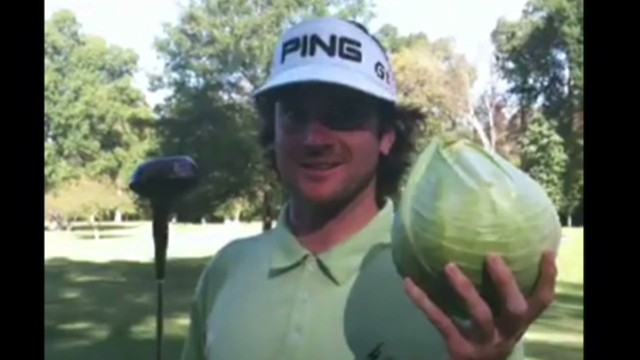 Wacky world of Bubba Watson