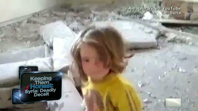 Al-Assad's broken peace promise