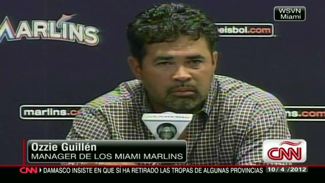 Las disculpas de Guillén