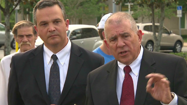 In an unusual move, lawyers for George Zimmerman publicly withdrew from representing him Tuesday.