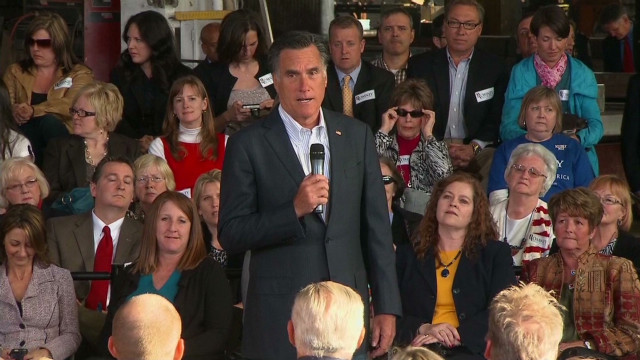 Romney: Santorum will have role in party