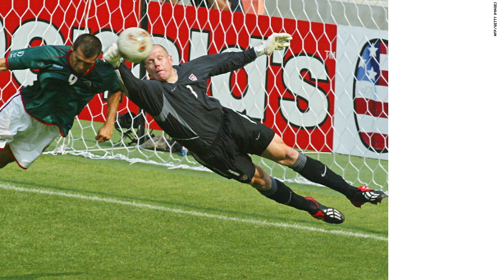Friedel made 82 appearances for the United States and appeared at the 1998 and 2002 World Cups before ending his international career in 2005.