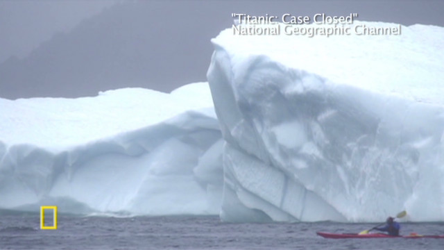 Expert: Titanic iceberg hidden by mirage