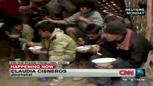 Peru: President to lead mine rescue