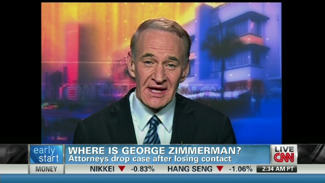 Should Zimmerman talk to prosecutor?