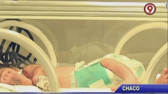 Baby found alive in morgue