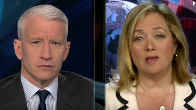 "Hilary Rosen's comments about Ann Romney to Anderson Cooper on CNN's ""AC360° touched off a political controversy."