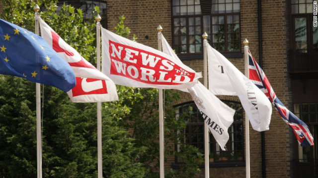 News of the World closed last summer amid public outcry over allegations of widespread phone hacking by employees.