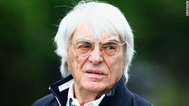 F1's Ecclestone pays $100M to halt case