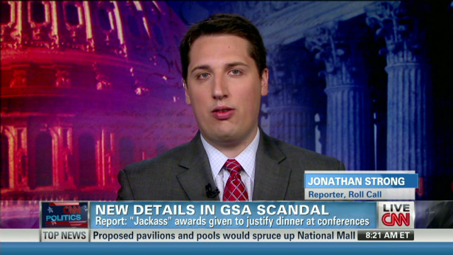 GSA's 'culture of corruption' to blame?