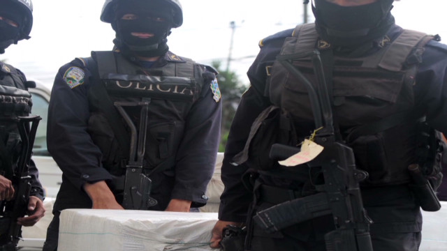 Honduras overtaken by organized crime