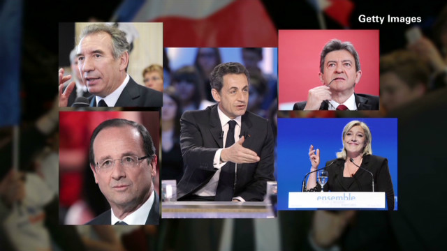 Fareed Zakaria talks French elections