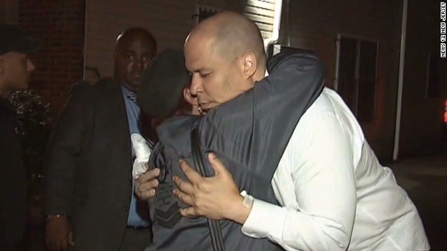 New Jersey mayor saves woman's life