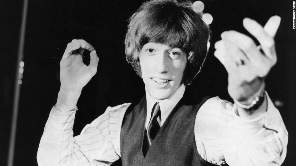 Robin Gibb, one of three brothers who made up the disco group The Bee Gees, died Sunday, May 20. He was 62.