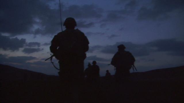 Manhunt for militants In Afghanistan