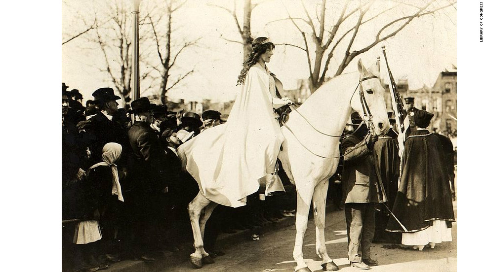 "Inez Boissevain is one of the women detailed within ""Secret Heroes"" as the ""American Joan of Arc."" Boissevain was a suffragist, labor lawyer, WWI correspondent and public speaker."