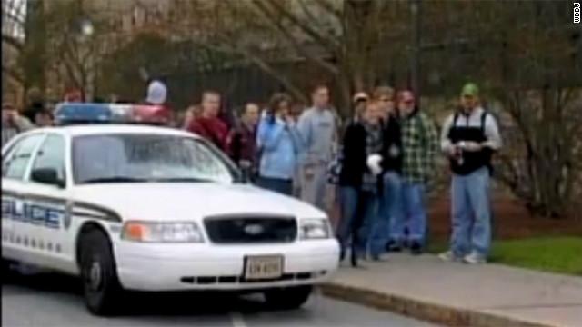 2007: Virginia Tech shooting