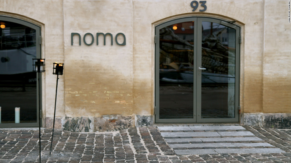 Hidden within a renovated warehouse, and overlooking the old port, is the two Michelin-starred Noma restaurant. The exterior's crisp, clean lines reflect the philosophy of its head chef, Rene Redzepi, who has elevated the simplicity of Nordic cuisine to new gastronomic heights.