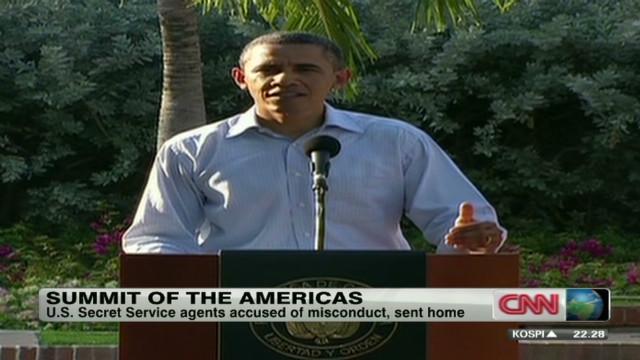 U.S. doesn't want Cuba at summit