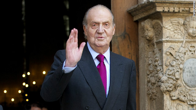 Spanish king blasted for costly safari