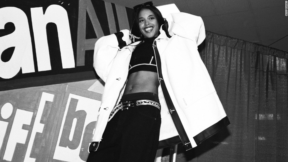 "Shortly after filming her ""Rock the Boat"" music video in the Bahamas in 2001, 22-year-old Aaliyah died in an airplane crash."