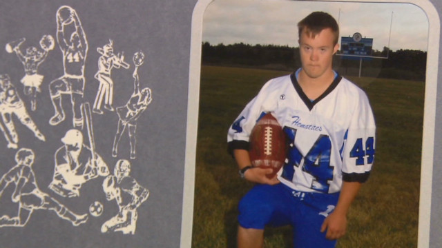 Down Syndrome student banned from sports