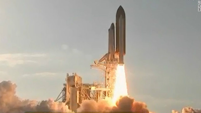 2011: Shuttle Discovery's final launch